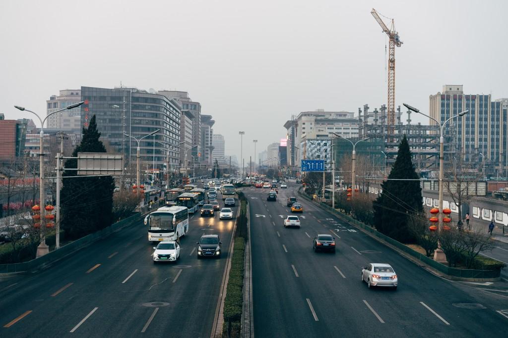 วีถีมังกร ตอนที่ 5 The limitation of Car Use in Beijing
