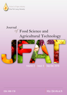 Journal of Food and Agricultural Technology (JFAT)